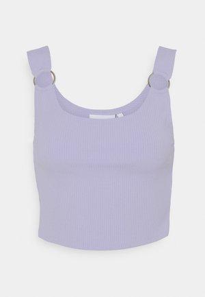 PIERA SINGLET - Top - lilac