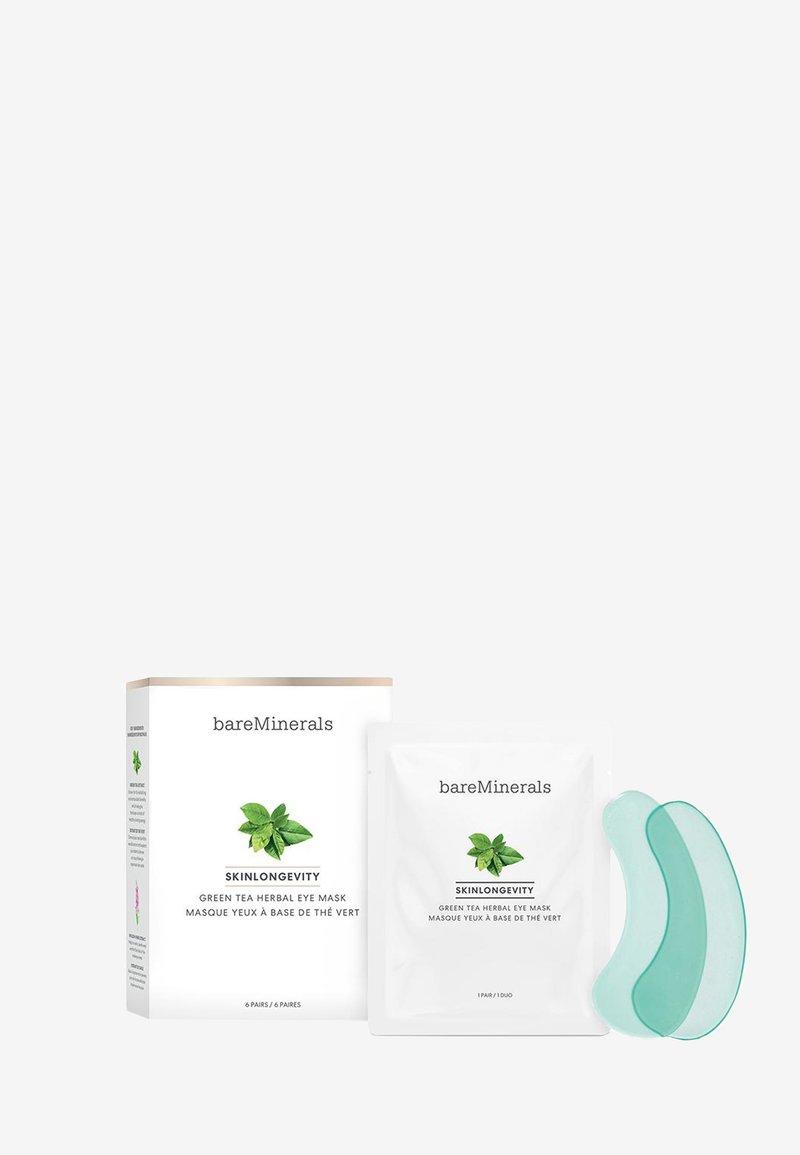 bareMinerals - SKINLONGEVITY GREEN TEA HERBAL EYE MASK - Eyecare - -