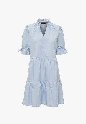 BENIA DRESS - Sukienka letnia - cashmere blue