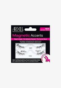 Ardell - MAGNETIC ACCENT LASH 001 - False eyelashes - - - 0