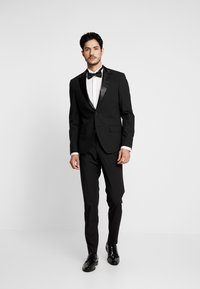Bertoni - LAPEL TUX - Suit - black - 1