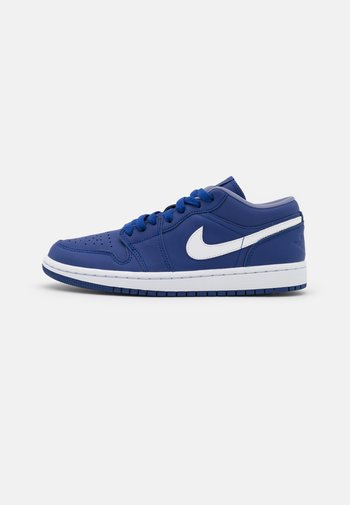 AIR 1 SE - Sneakers basse - deep royal blue/white/iron purple