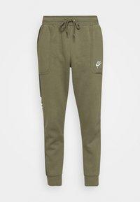 AIR - Teplákové kalhoty - medium olive/cargo khaki/white