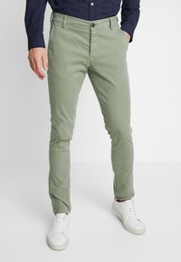 Selected Homme - LUCA - Chinos - sea spray - 0