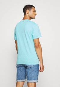 Tommy Jeans - SUNFADED WASH TEE - T-shirt basic - blue - 2