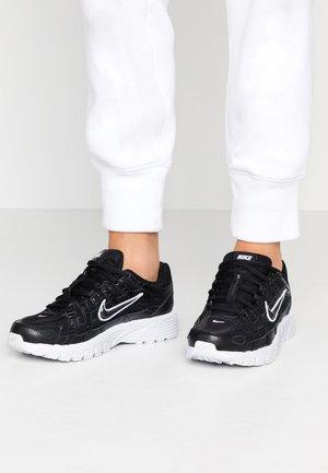 P-6000 - Sneakersy niskie - black/anthracite/white