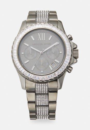 EVEREST - Chronograph watch - gunmetal
