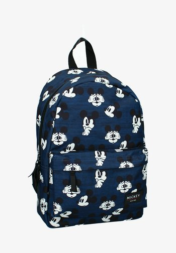 MICKEY MOUSE REALLY GREAT - Rucksack - navy