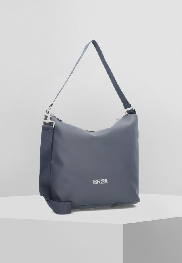 PUNCH - Shopper - blue