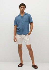 Mango - FLEK - Shorts - white - 1