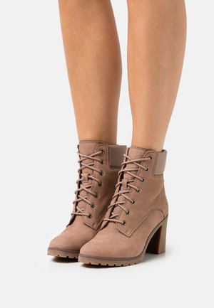ALLINGTON 6IN LACE UP - Classic ankle boots - light brown