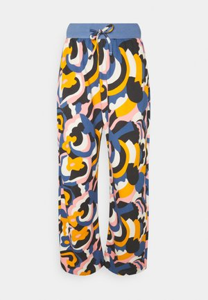 MAJA TROUSERS - Tracksuit bottoms - blue