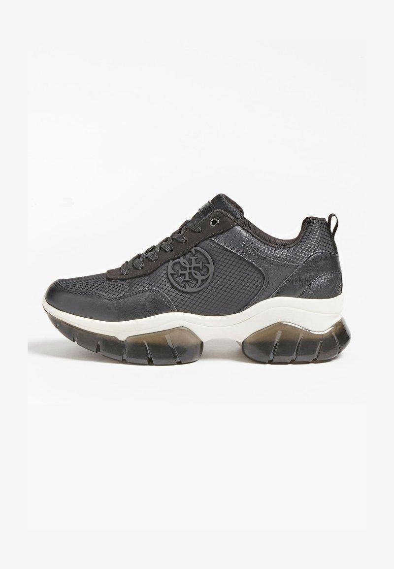 Guess - DREAMER 4G LOGO - Sneakers basse - schwarz