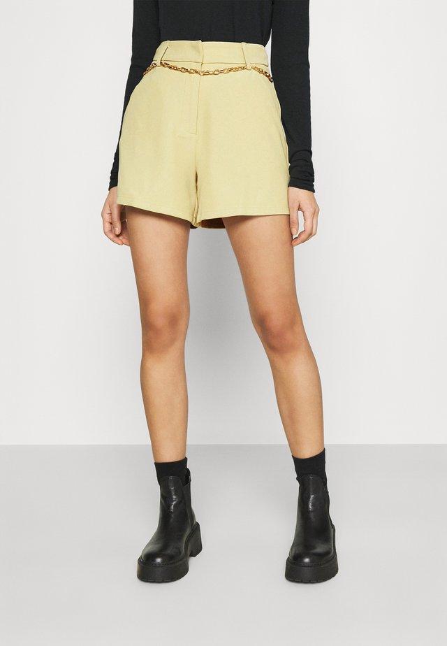LIA - Shorts - pistachio