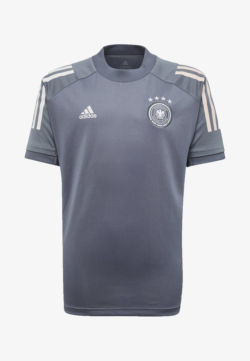adidas Performance - DEUTSCHLAND DFB TRAINING SHIRT - Club wear - onix