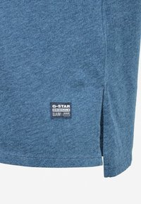 G-Star - CORE STRAIGHT - Long sleeved top - worn in kobalt htr - 2