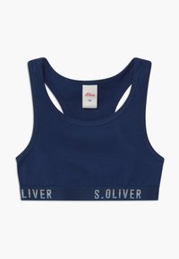 s.Oliver - STRIPED 2 PACK - Korzet - royal blue - 1