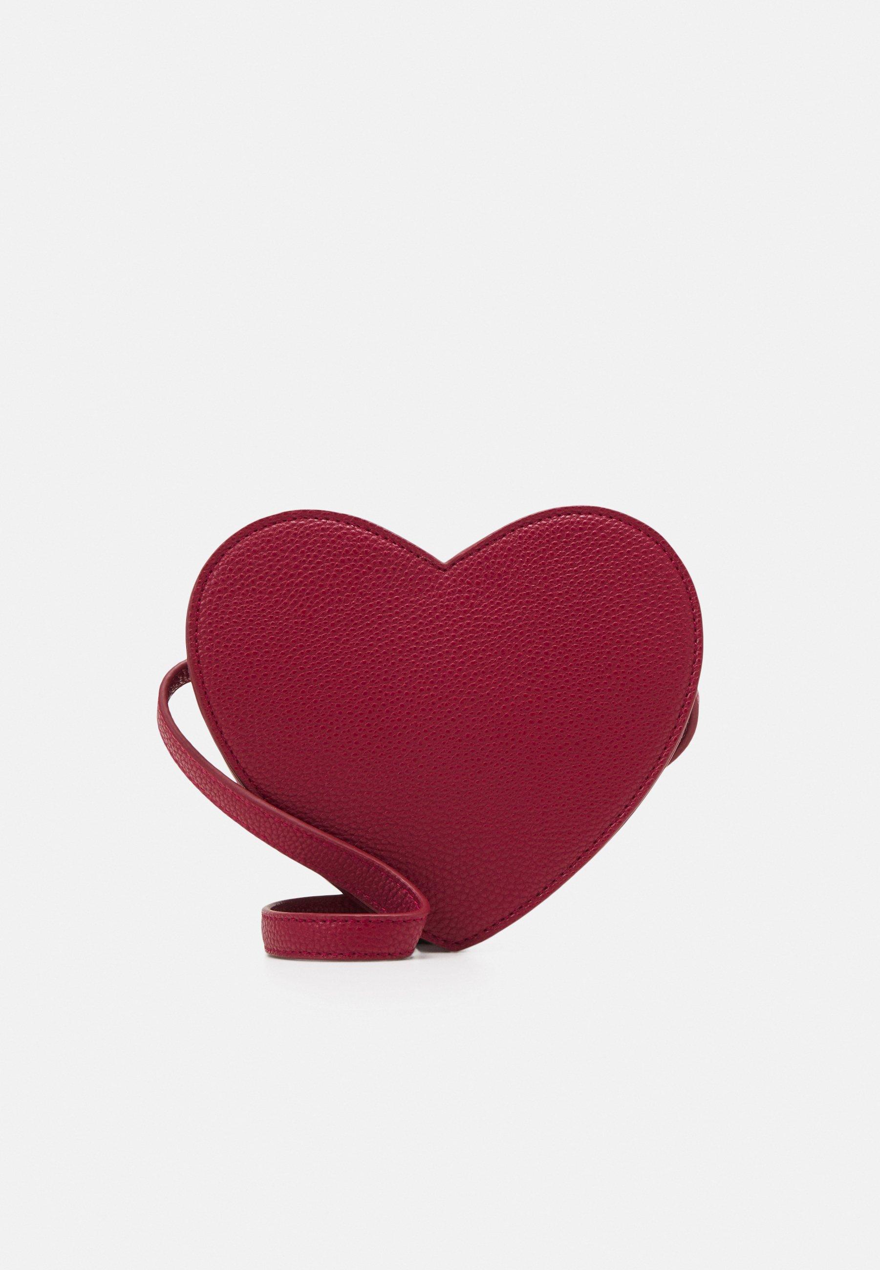 Kids HEART BAG UNISEX - Across body bag