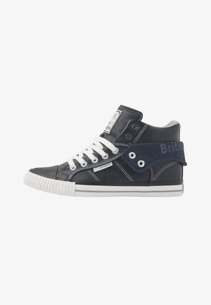 ROCO - Sneakers - navy/grey