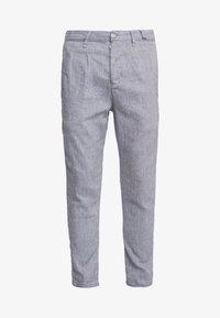 FIRENZE LITHE - Trousers - blue