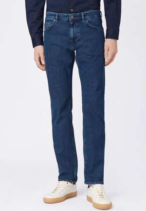 MAINE Straight Leg - Jeans Straight Leg - blue