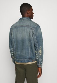 Nudie Jeans - JERRY - Spijkerjas - light blue denim - 2
