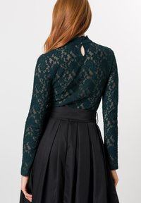 zero - Long sleeved top - dark green - 2