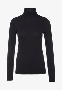 J.CREW - TISSUE TURTLENECK - Longsleeve - black - 3