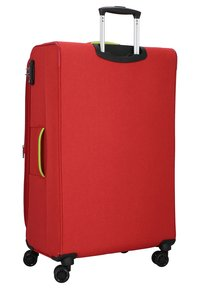 Hardware - REVOLUTION - Wheeled suitcase - coral red - 1