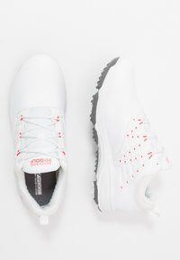 Skechers Performance - GO GOLF PRO 2 - Golf shoes - white/pink - 1