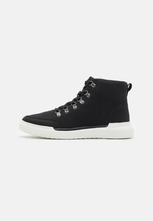 CANNON - High-top trainers - black