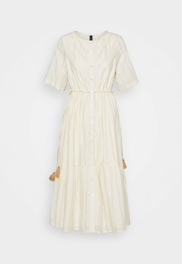 YASFALAK MIDI DRESS - Kjole - star white