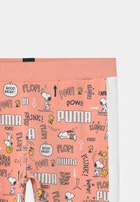 Puma - PEANUTS UNISEX - Punčochy - apricot blush - 2