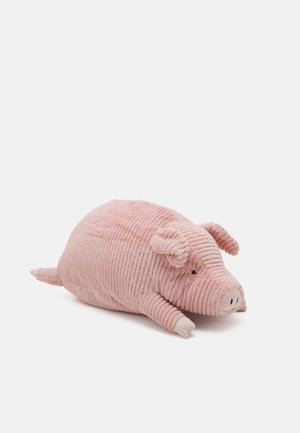 DOOPITY PIG UNISEX - Cuddly toy - pink