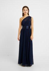 Dorothy Perkins Petite - SADIE DRESS - Suknia balowa - navy - 0