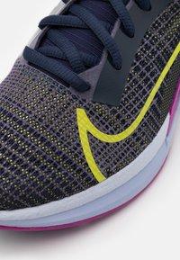 Nike Performance - ZOOMX SUPERREP SURGE - Kuntoilukengät - blackened blue/cyber red plum/ghost/sapphire - 5