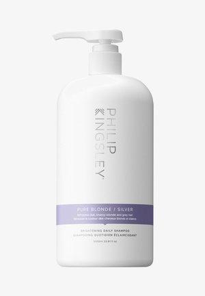 PHILIP KINGSLEY PURE BLONDE/SILVER BRIGHTENING DAILY SHAMPOO - Shampoo - -