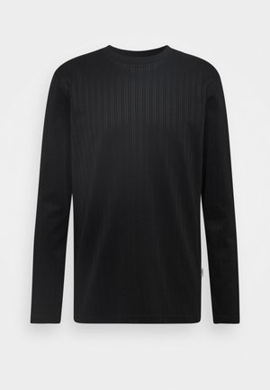 TEDDY - Long sleeved top - black