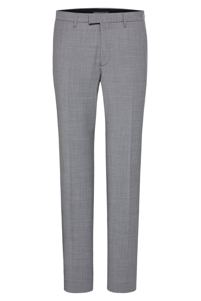 DRYKORN - PIET_SK - Trousers - grey