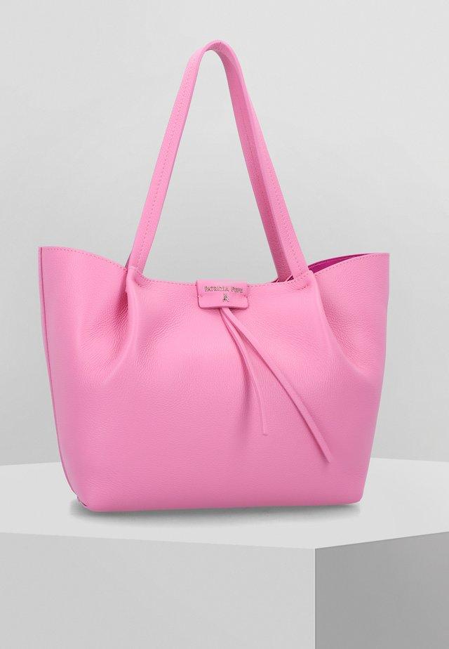 Handbag - malibu pink