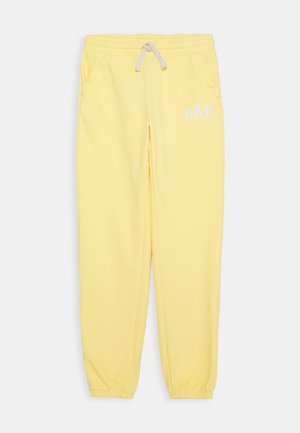 GIRL - Tracksuit bottoms - yellow sun