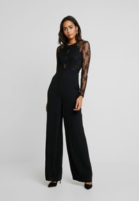 Nly by Nelly - SOMETHING ABOUT HER  - Jumpsuit - black - 0