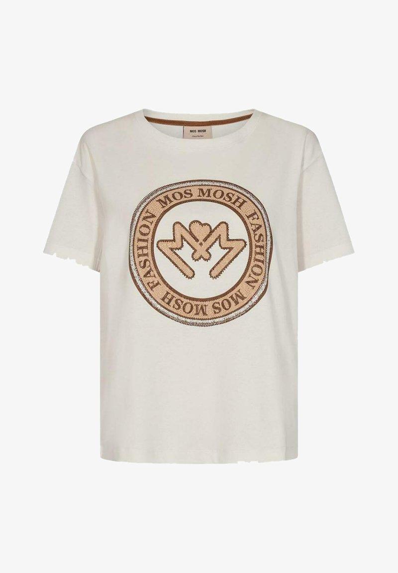 Mos Mosh - EDLES - Print T-shirt - weiß