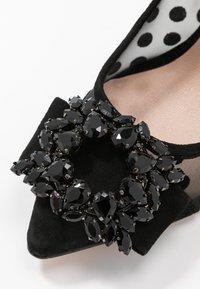 Cosmoparis - MANIFIKA BIPOIS - High heels - noir - 2
