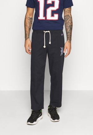MLB DETROIT TIGERS STRAIGHT HEM PANTS - Klubbkläder - dark blue/dark-blue denim