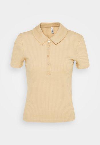 ONLUMA LIFE  - Polo shirt - ginger root