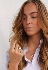 Ana Dyla - Ring - silber - 1