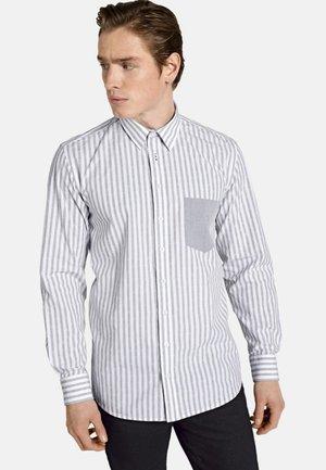 HELLO SAILOR - Overhemd - light greyt white striped