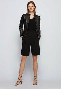 BOSS - C_SABELLA - Leather jacket - black - 1