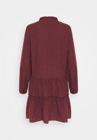 Trendyol - BORDO - Day dress - burgundy - 1